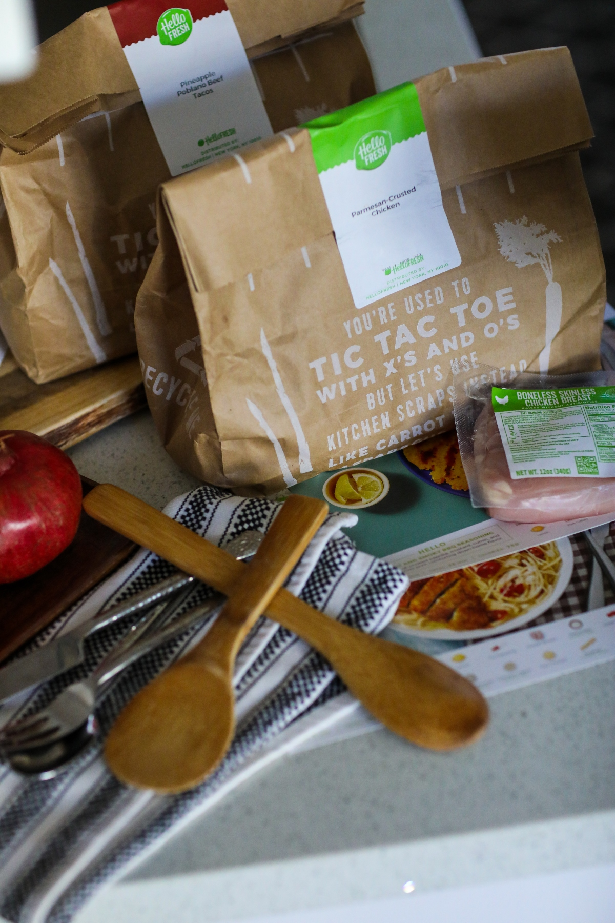 Easy Dinners You Can Make Every Night with HelloFresh