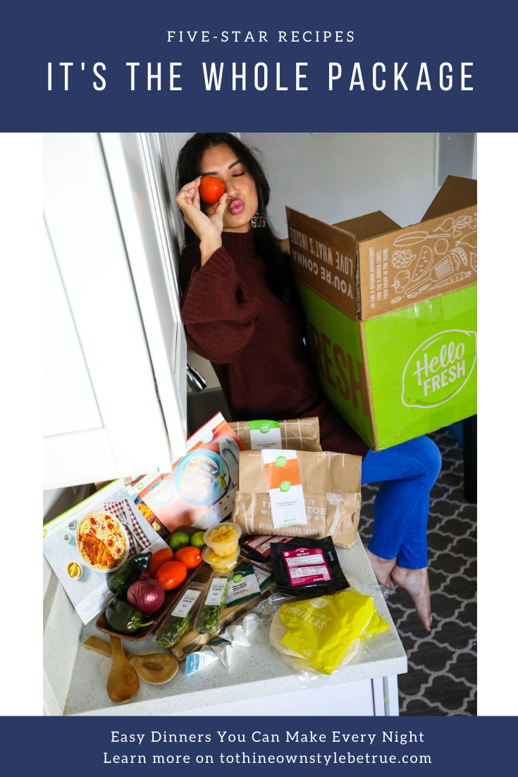 Looking for easy dinner option? Try a food delivery service. Orange County Blogger Debbie Savage is sharing the best easy dinner delivery service here!