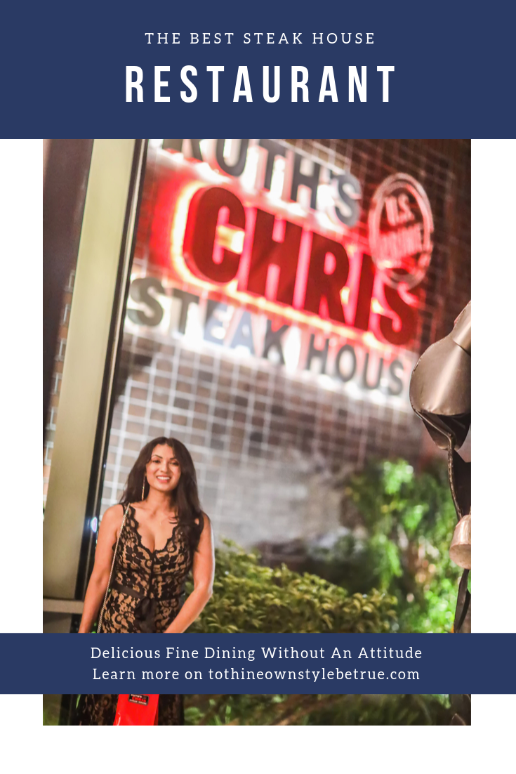 Headed to a fine dining steakhouse? Not sure what to wear? Orange County Blogger is sharing her favorite steakhouse restaurant attire here!