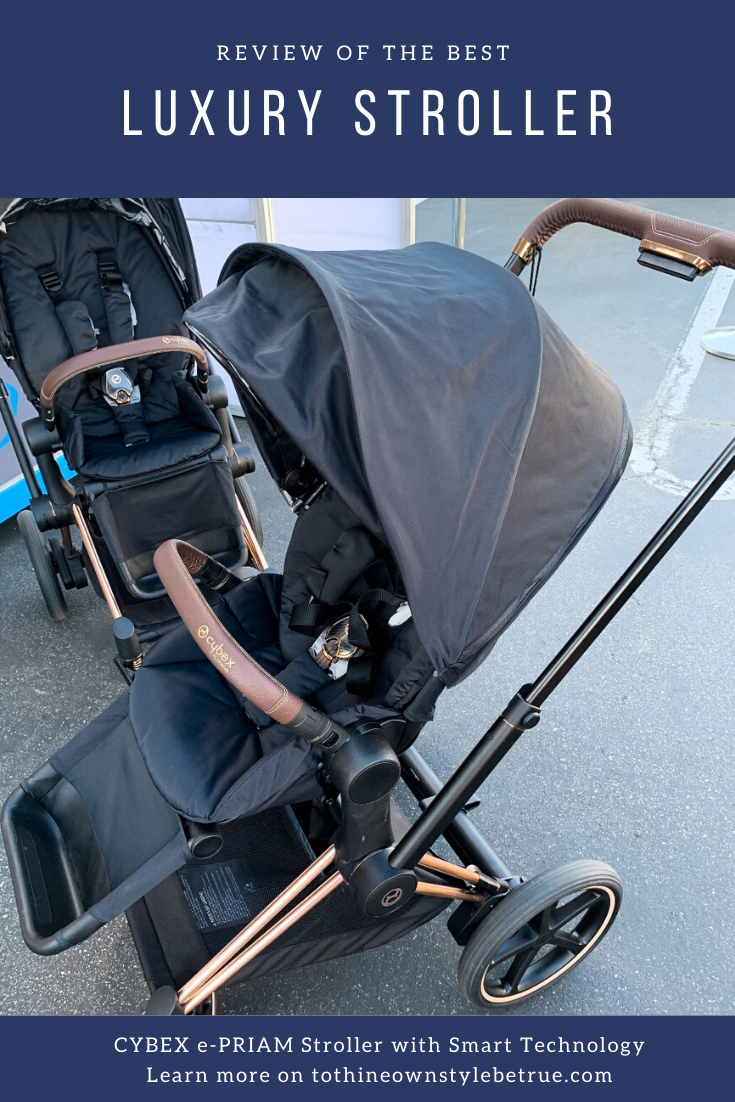Review of the Best Luxury Stroller