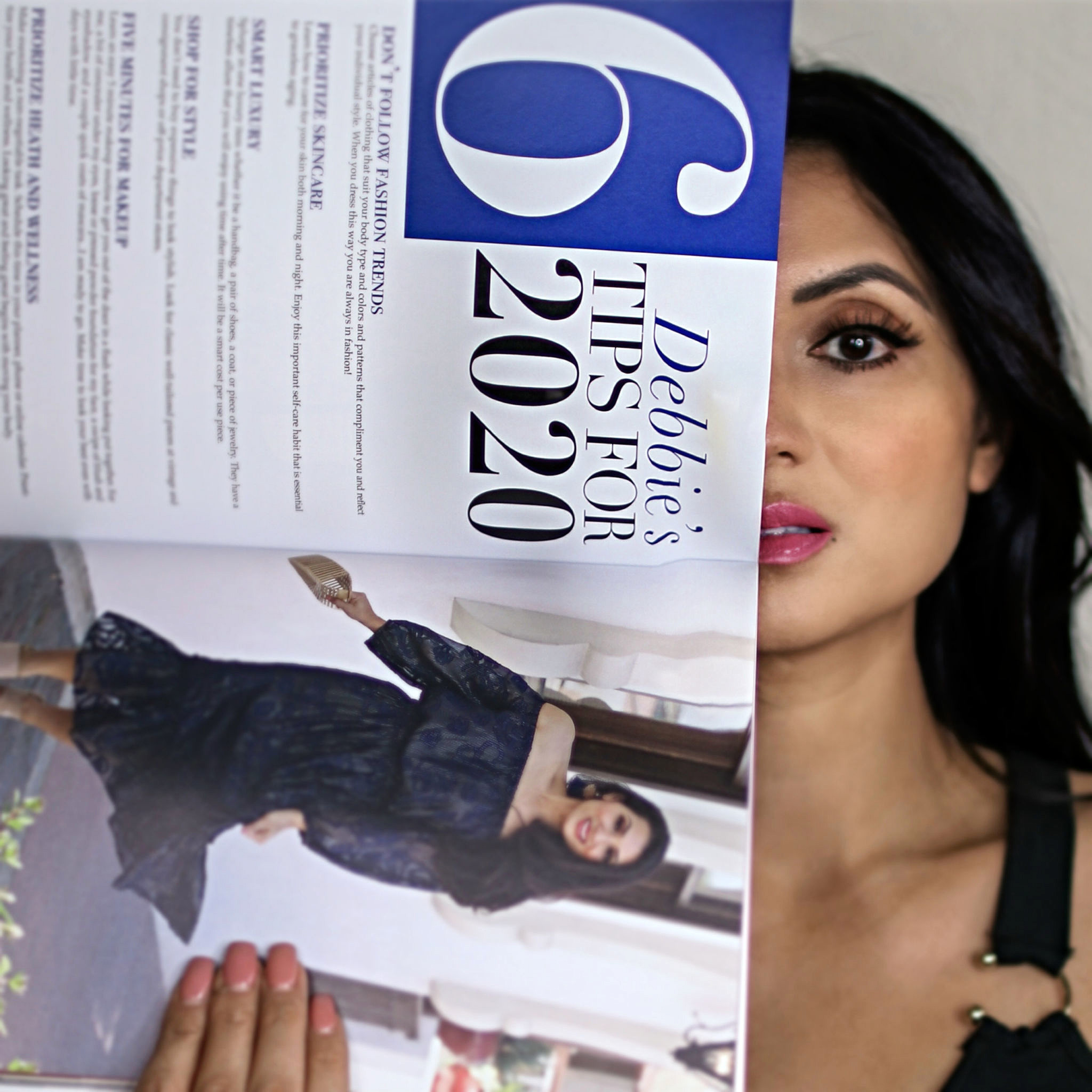 My First Magazine Feature - An Eight Page Spread in Uploader Magazine!