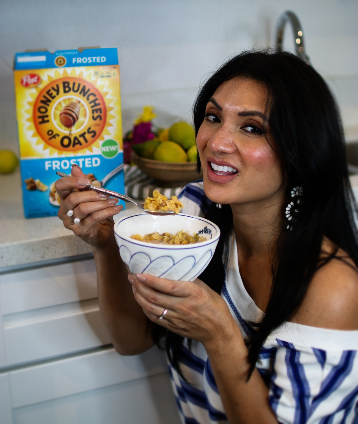 Cerealously, Delicious! Meet The New Honey Bunches Of Oats