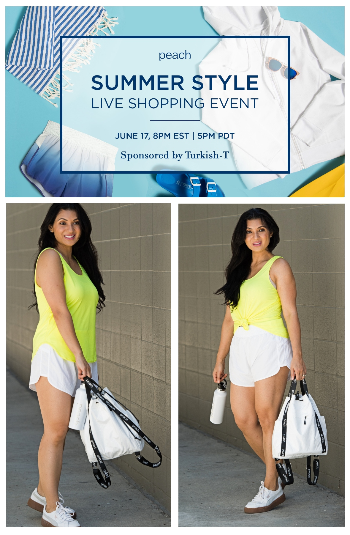 Style Live Shopping Event