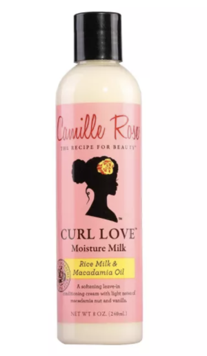 10 Black Beauty Brands to Support: Camille Rose - Rose Curl Love Moisture Milk