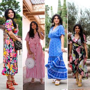 Four Cute Budget Friendly Summer Dresses Under $25