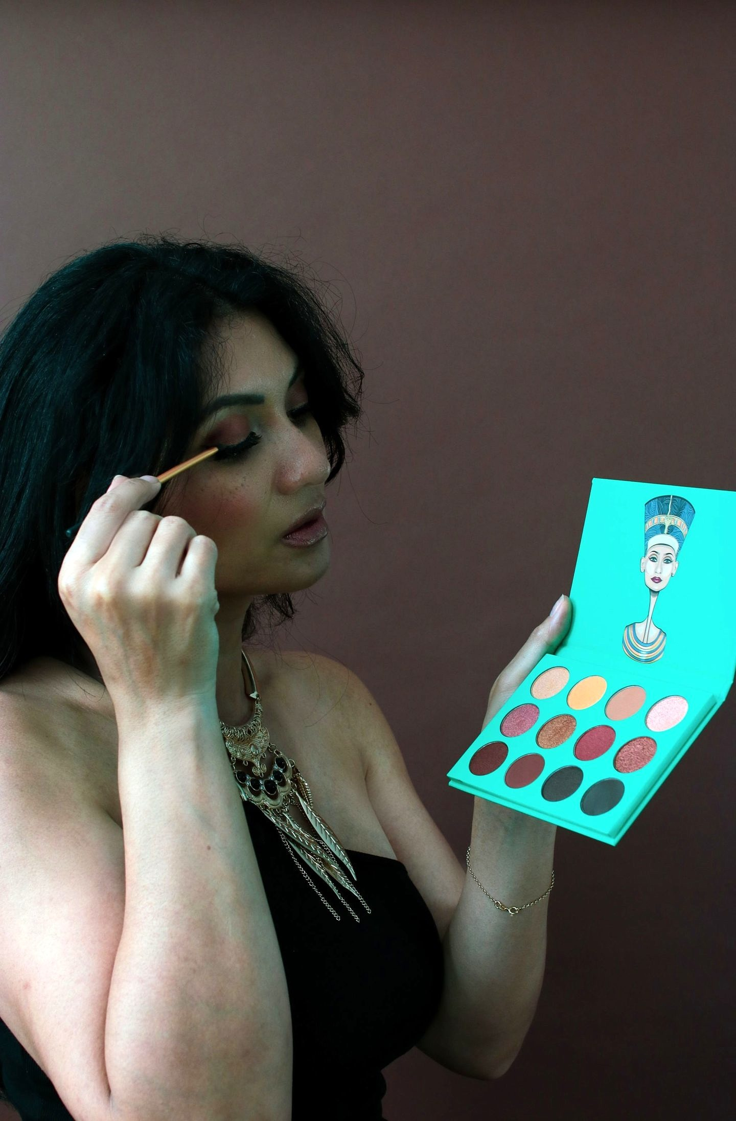 10 Incredible Black Beauty Brands to Support: Juvia's Place - Nubian Eyeshadow Palette