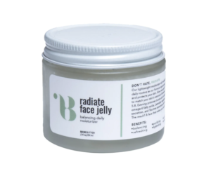 10 Black Beauty Brands to Support - Base Beauty: Radiate Face Jelly
