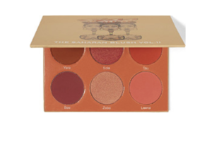 10 Black Beauty Brands to Support: Juvia's Place - The Saharan Volume II Blush Palette
