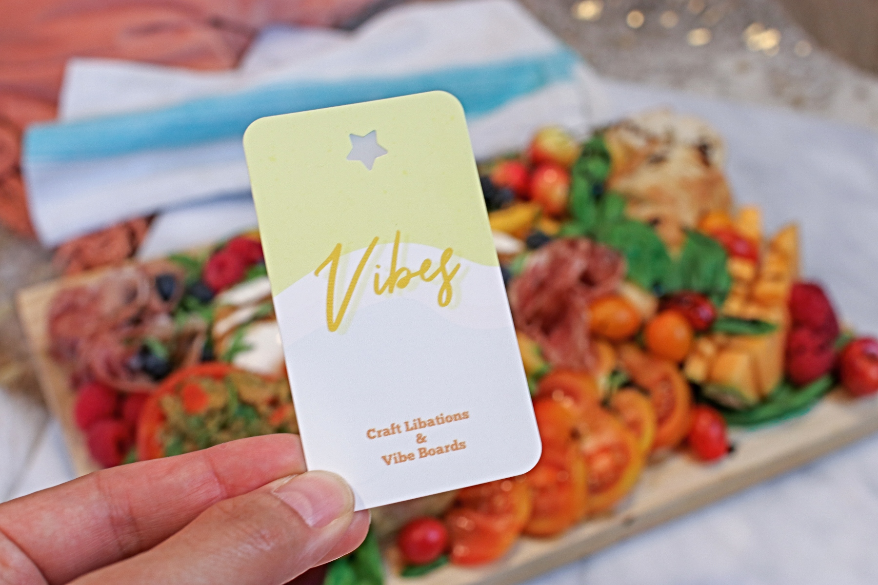 Try Vibe O Clock: Appetizer Boards Delivered To Your Door!