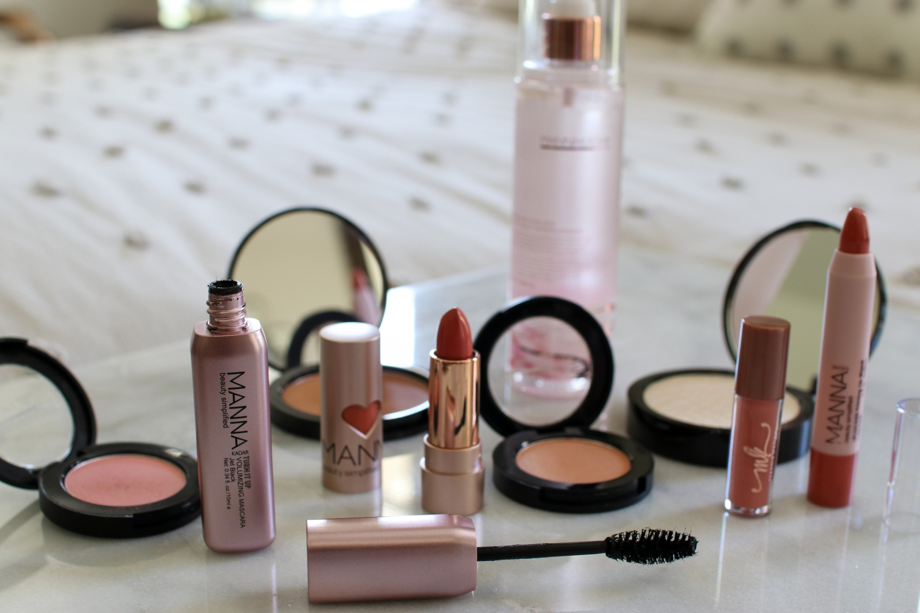 Simplify Your Beauty Routine by Manna Kadar Cosmetics and Beauty