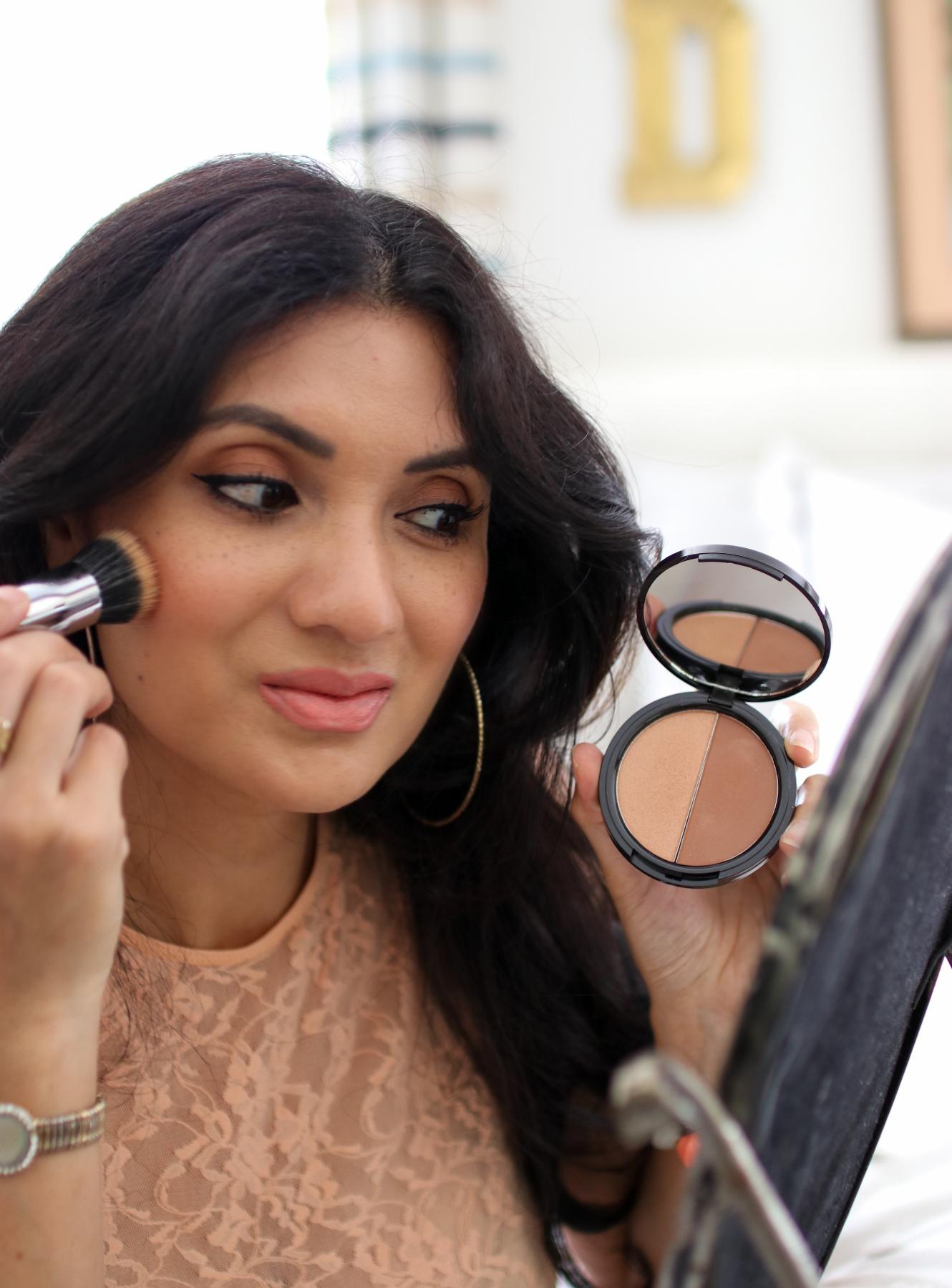 LONG WEAR POWDER SPLIT PAN DUO - Manna Kadara Cosmetics - Debbie Savage