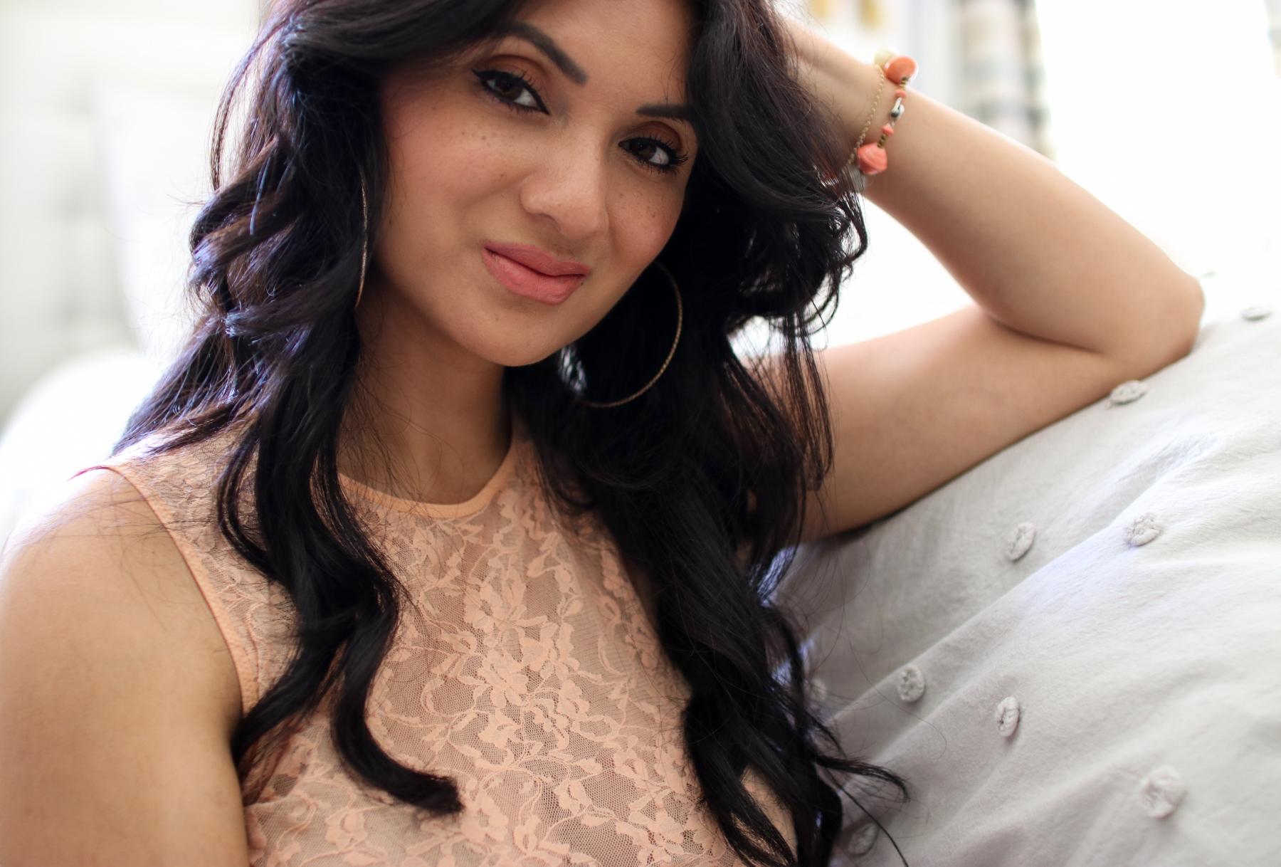 Manna Kadar Beauty - Debbie Savage -