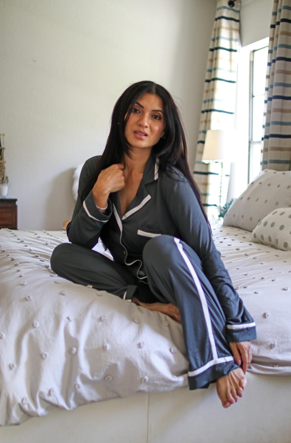 Debbie Savage_Blog Cosabella Luxury Italian Lingerie Pajamas Loungewear