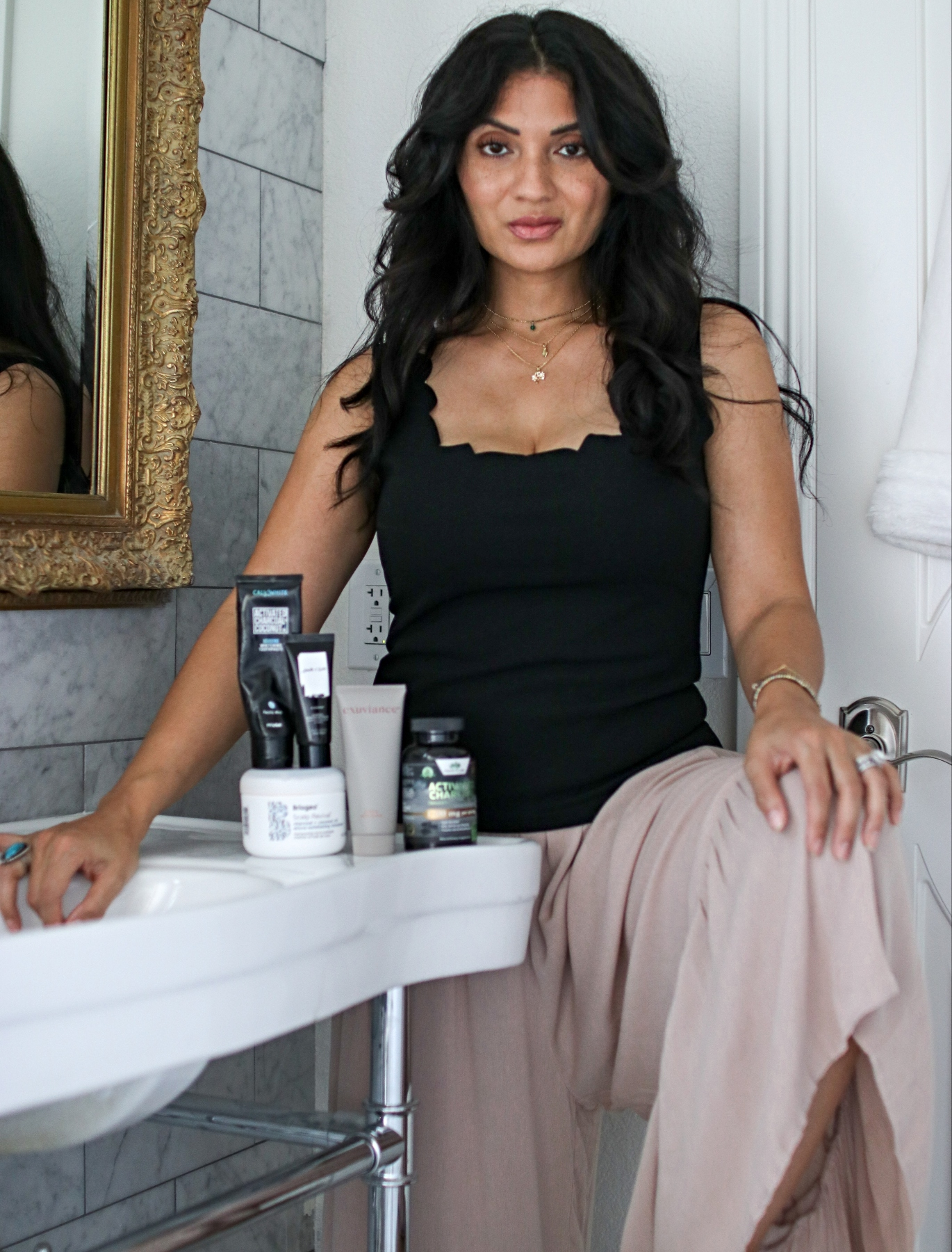 Debbie Savage Blog_Charcoal Beauty and Wellness Products