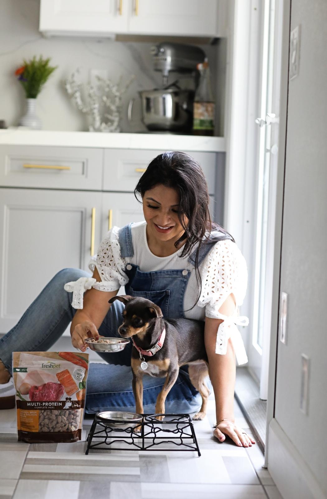 Debbie Savage Blog_Freshpet Healthy Dog Food Fresh From the Fridge