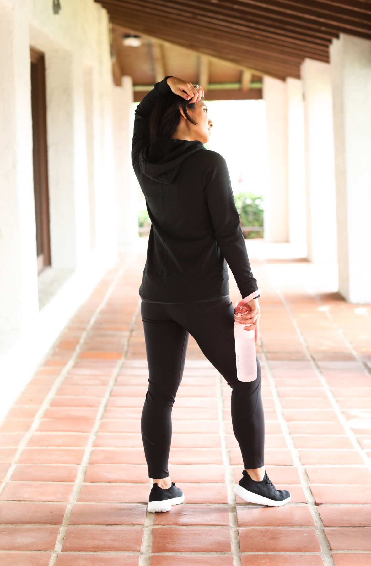 Debbie Savage Blog_Athletic Leisure Wear Peach Fall Collection 2020
