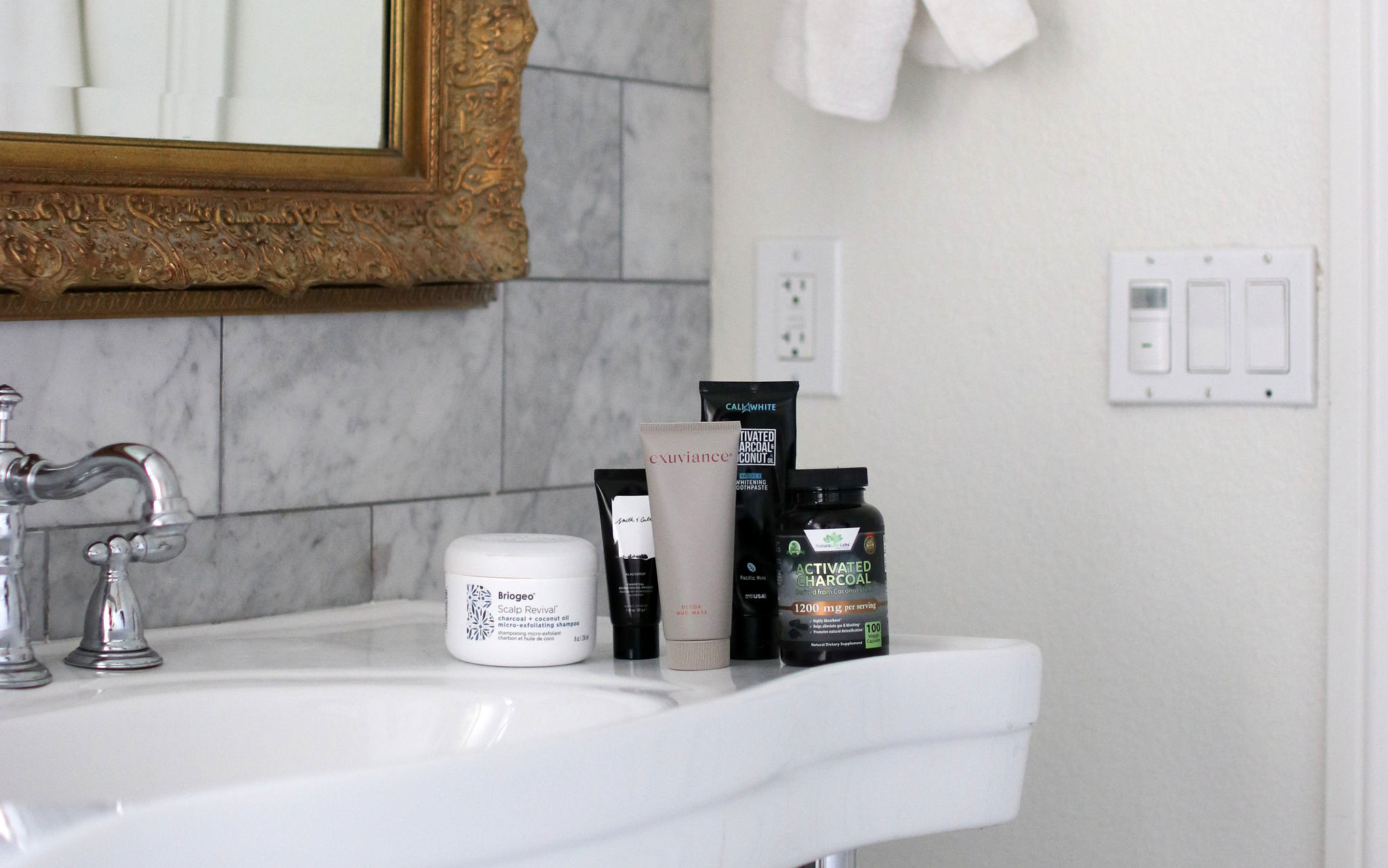 The Incredible Powers of Activated Charcoal - Wellness and Beauty Products