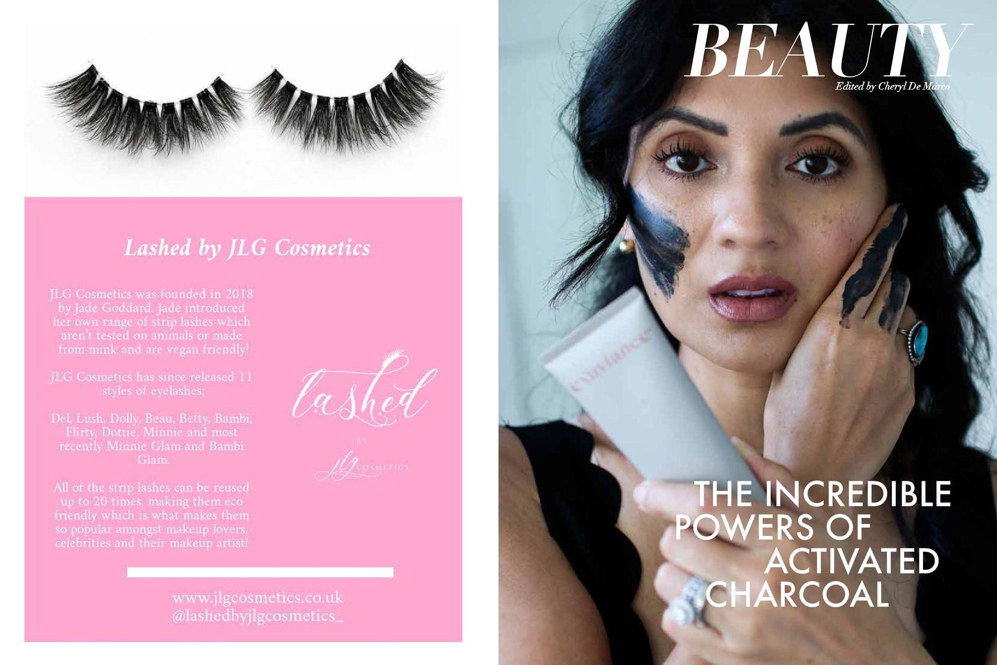 Uploader Content Creator Magazine Beauty Scope Column September 2020 Issue