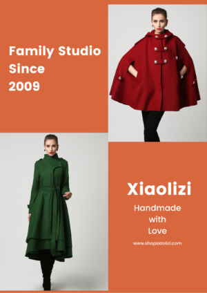Debbie Savage Orange County California Fashion Blogger Shop Xiaolizi Custom Made Wool Coats and Jackets