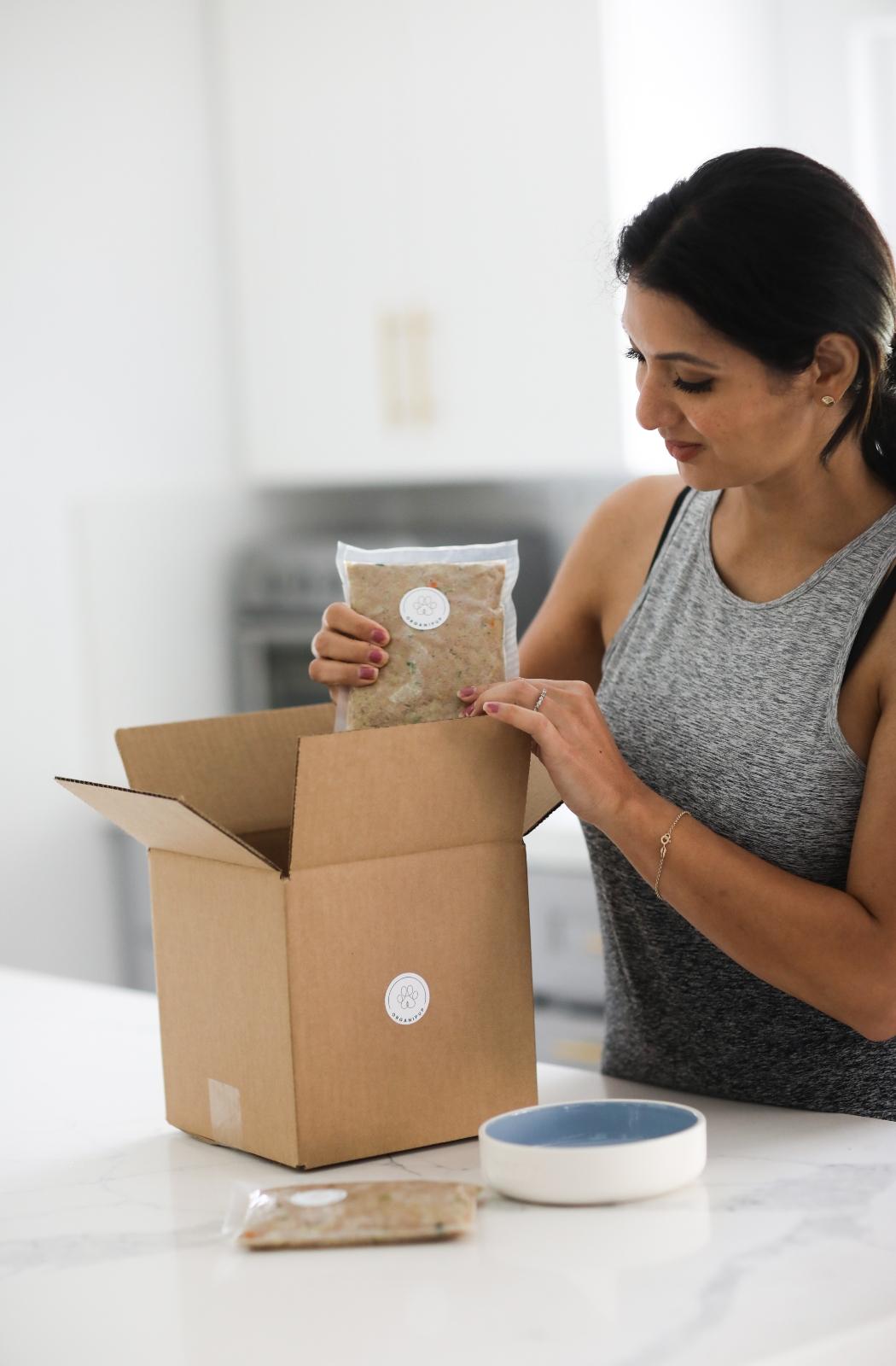 Organipup: Fresh, Organic, Human-Grade Dog Food