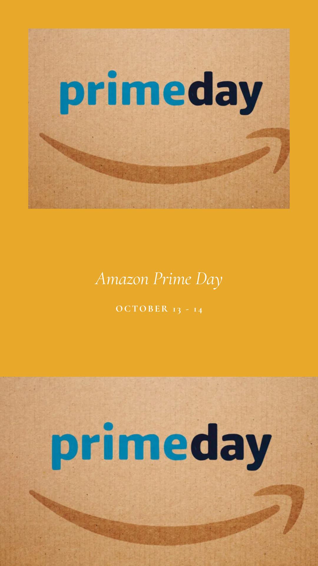 Debbie Savage Orange County Mom Blogger Amazon Prime Day