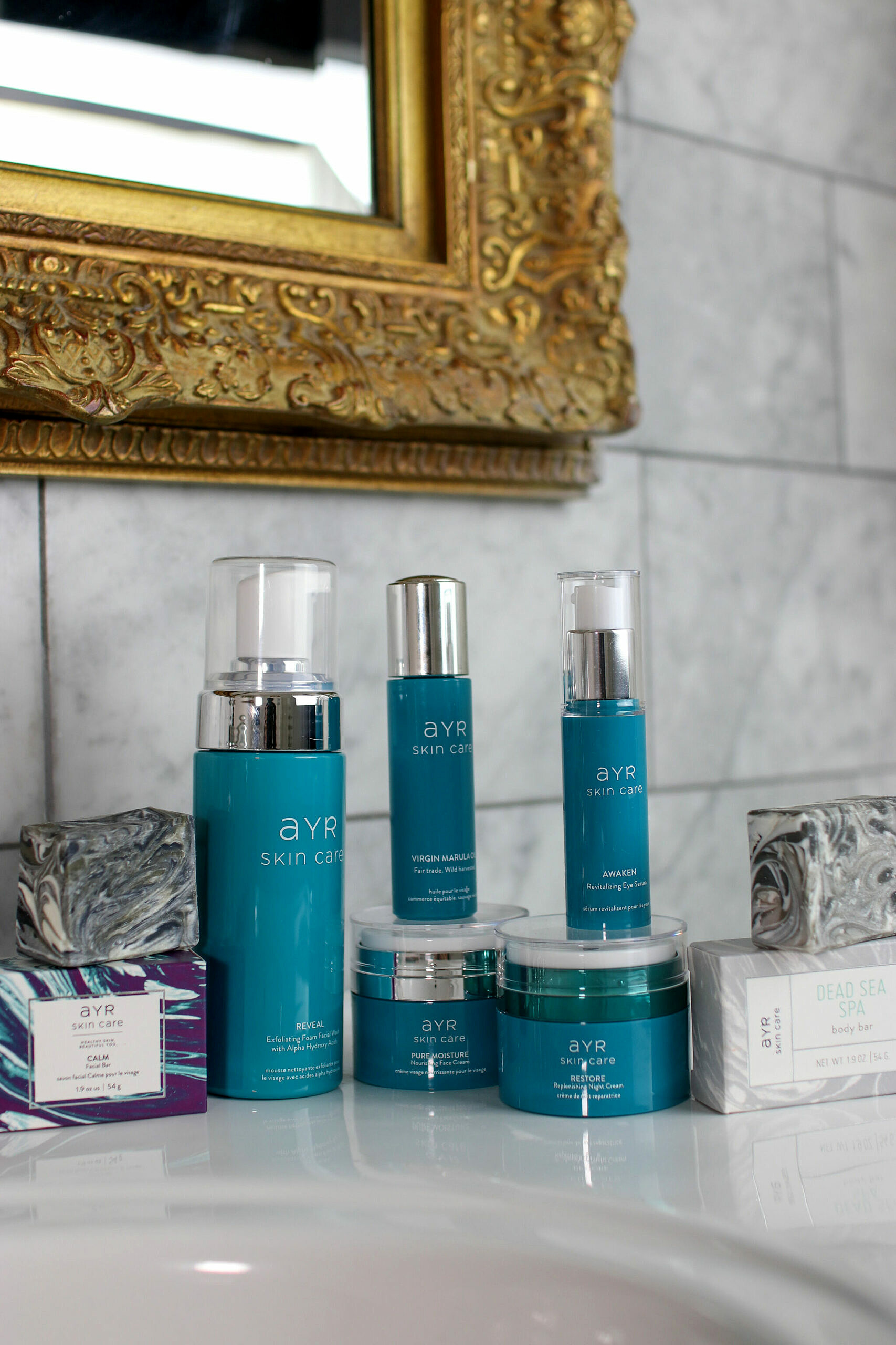 AYR Skincare Products | Organic and Carefully Sourced Natural Ingredients