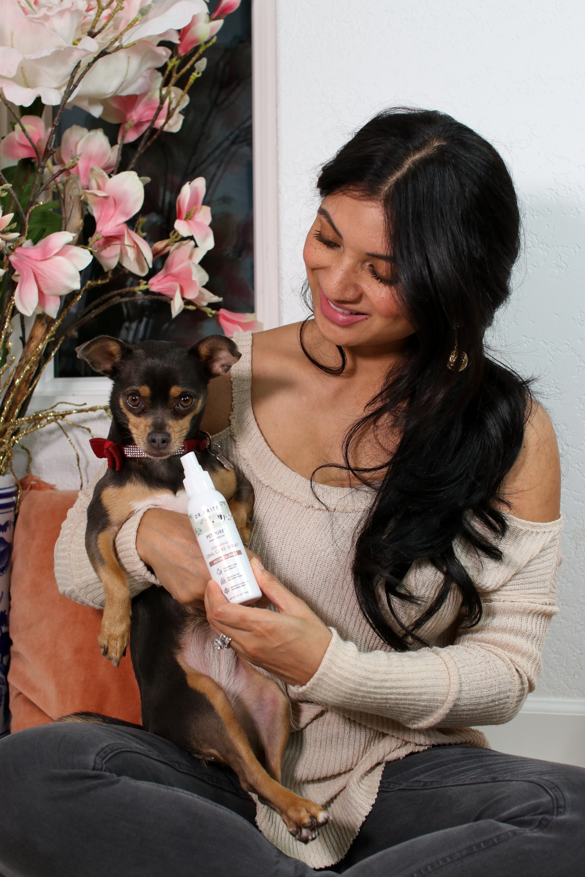 Dr. Brite Pet Care Products | Pet Pure: Oral Cleansing Spray