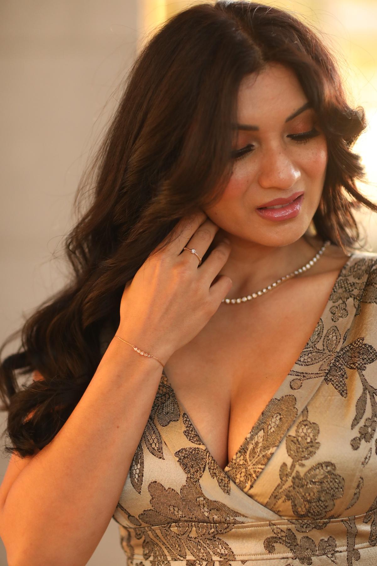 Natori x Angara Jewelry Collection - Fine Jewelry