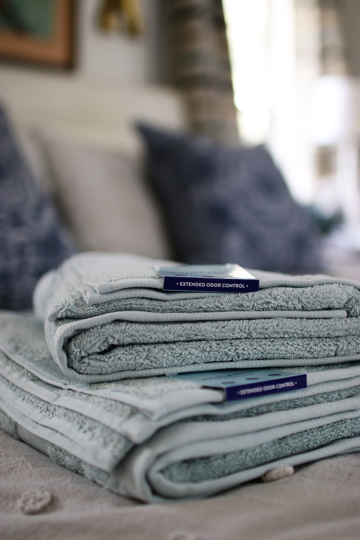 MIRACLE Brand: Towels that fight unwanted bacteria