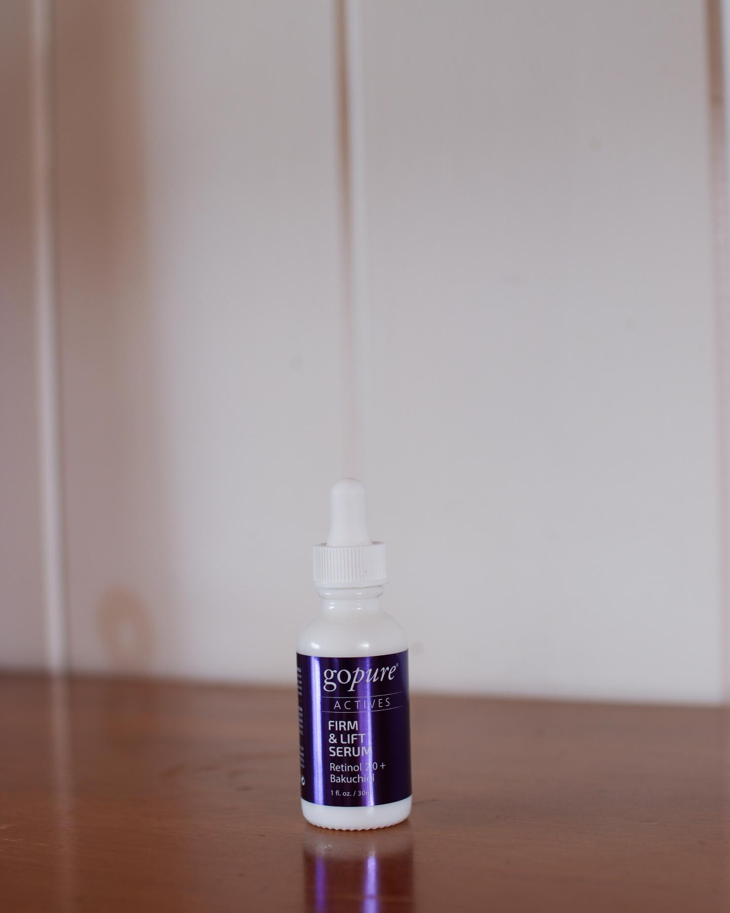 goPure Beauty Retinol Serum 2.0 + Bakuchiol