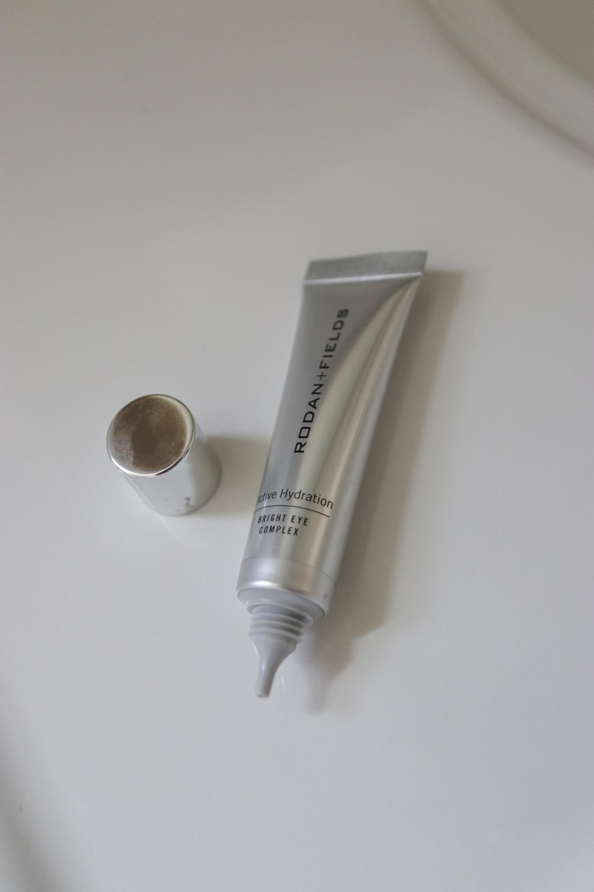 Rodan + Fields REDEFINE Eye Cream and Bright Eye Complex