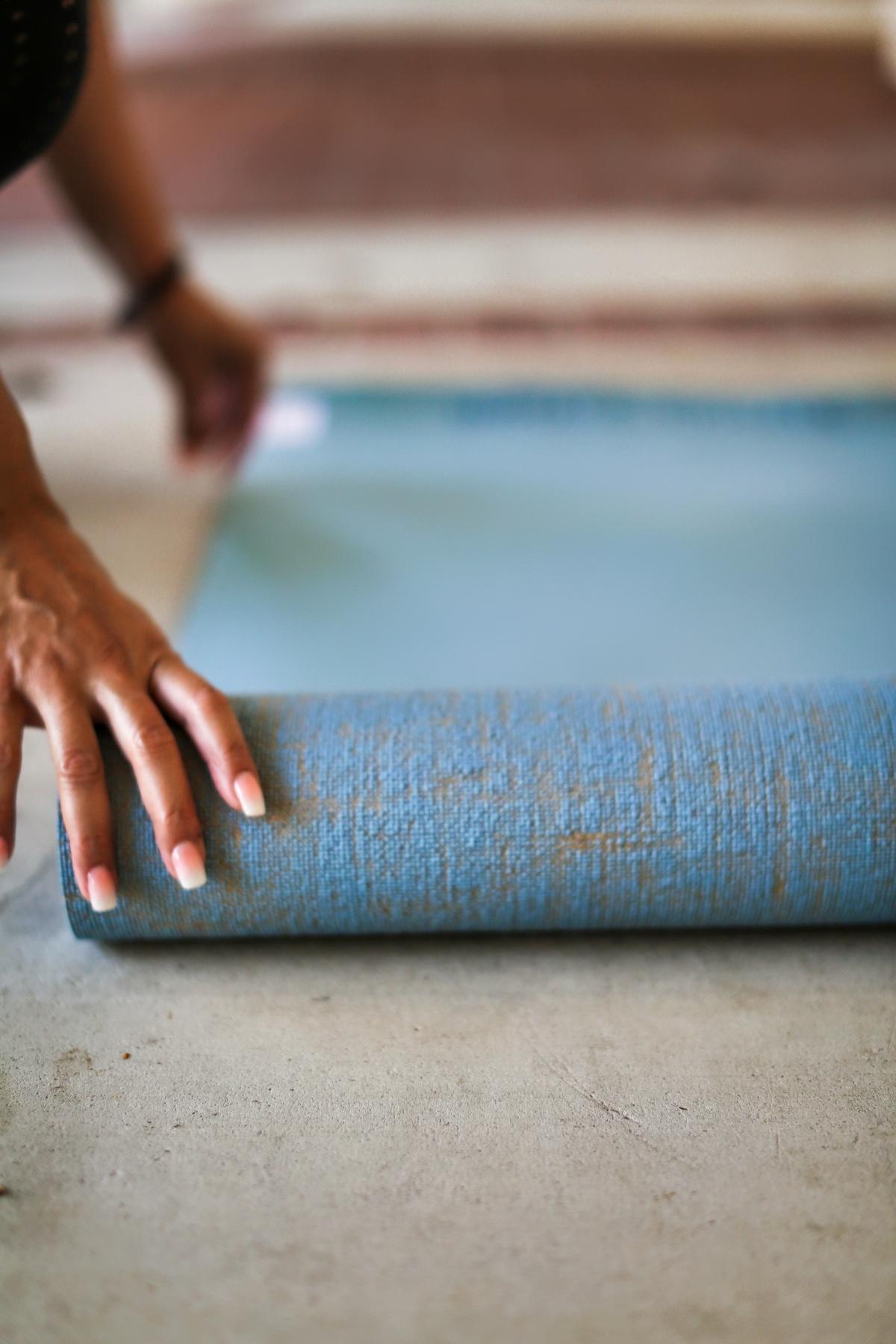 AJNA Wellbeing Eco Organic Yoga Mat
