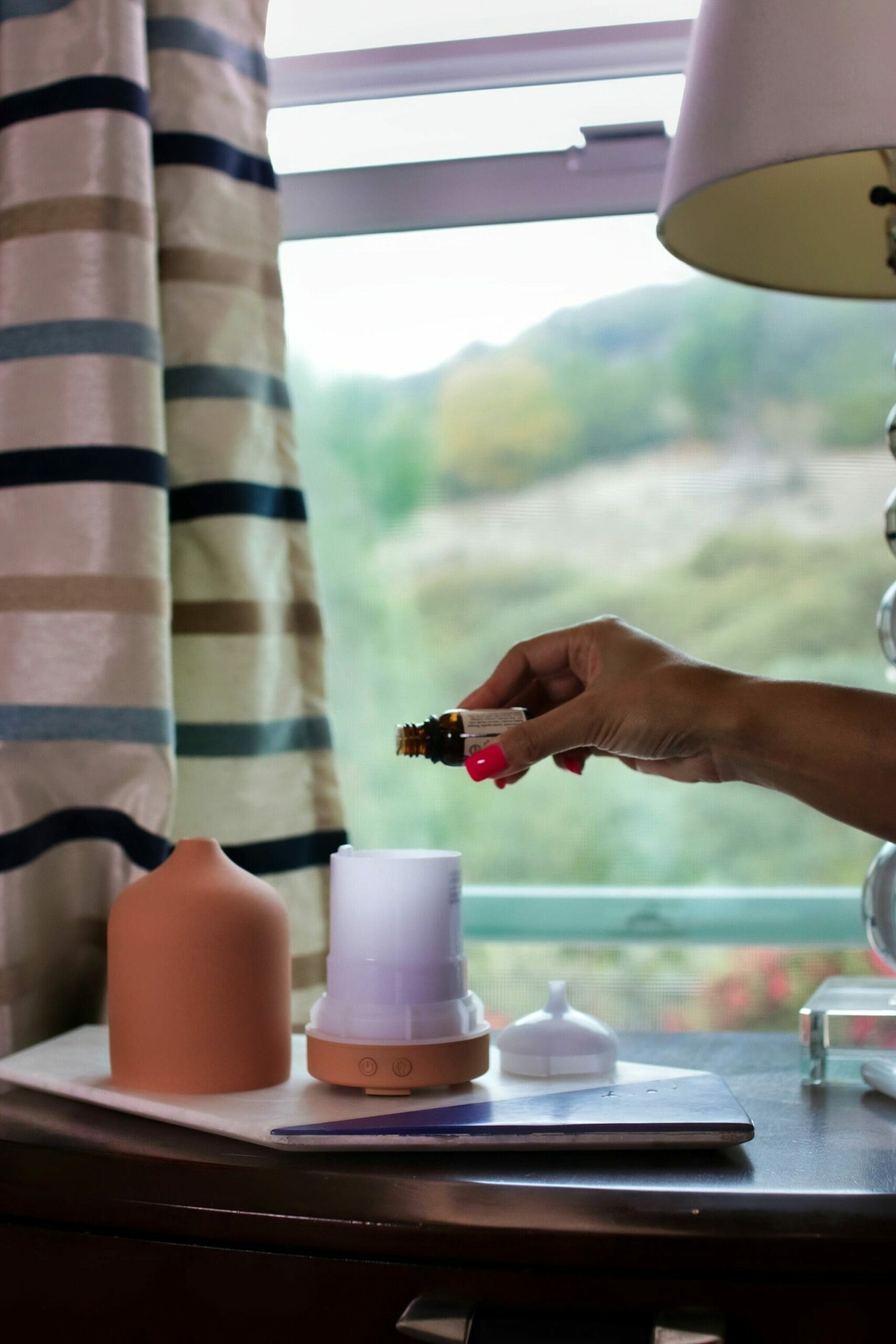 Ajna Wellbeing Ceramic Diffusers for Essential Oils