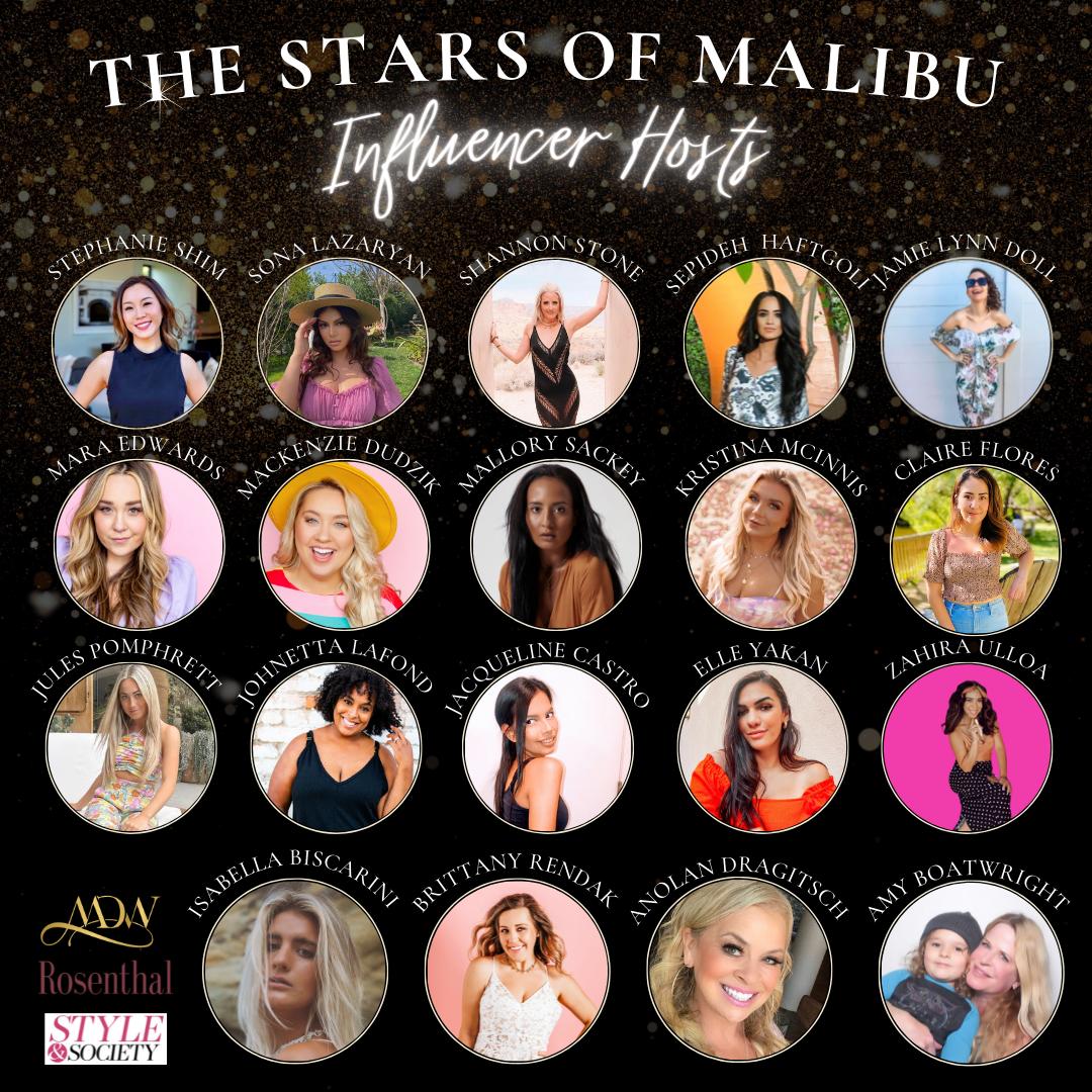 Debbie Savage Influencer Power Panelist Modern Mom | The Stars of Malibu October 28 28 2021